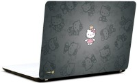 Pics And You Hello Kitty Vinyl Laptop Decal (Laptops And Macbooks)