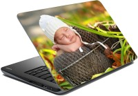MeSleep Sweet Baby LS-86-030 Vinyl Laptop Decal (All Laptop Skin)