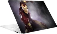 AV Styles Iron Man Powerful Vinyl Laptop Decal (All Laptops)
