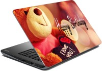 MeSleep Happy Birthday LS-91-135 Vinyl Laptop Decal (All Laptop Skin)