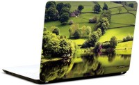 Pics And You Green Glory 6 3M/Avery Vinyl Laptop Decal (Laptops And MacBooks)