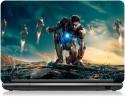 Zapskin Iron Man 3 Iron Man Vs Mandarin Skin Vinyl Laptop Decal - LSDDWJK9YAYZEZGN