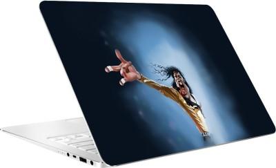AV Styles AV Styles Funny Cartoon Mj Laptop Skin