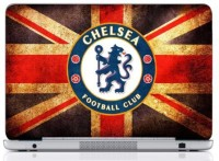 WebPlaza Chelsea Skin Vinyl Laptop Decal (All Laptops With Screen Size Upto 15.6 Inch)