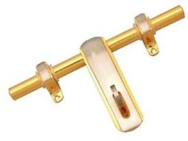 SmartShophar Brass Aldrop-Pical Brass 10 Inches Gold