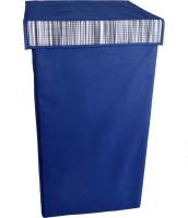 JMD Creation 10 L Blue Laundry Basket Fabric