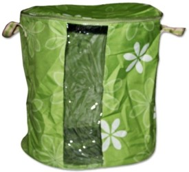 Home Candy 6 kg Green Laundry Bag