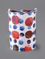 Skap 20 L HAMPER 266 Laundry Basket Multicolor, Wired