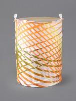 Skap 20 L HAMPER 286 Laundry Basket Multicolor, Wired