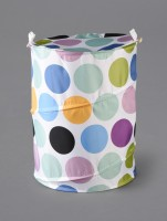 Skap 20 L HAMPER 291 Laundry Basket Multicolor, Wired