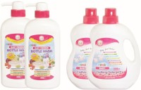 Farlin Anti Bacterial Baby Detergent Com Bottle Wash (4)