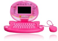 Shop & Shoppee Intellective Learning Computer With 78 Activities And Games (Pink)