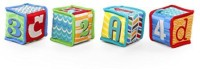 Bright Starts Grab And Stack Block Toy (Multicolor)