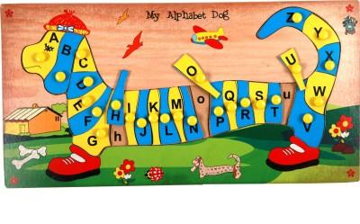 Skillofun Puzzles Skillofun My Alphabet Dog