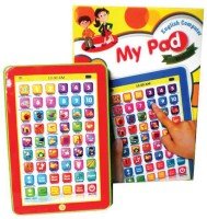 FairToys Prasid Mini My Pad (Multicolor)