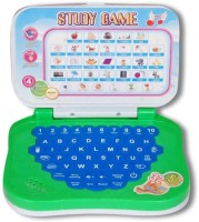DEALJET Play And Study Kids Mini Laptop (mulicolor) (Green, Blue, Pink)