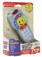Fisher Price Learning & Educational Toys Fisher Price Laugh & Learn Click n Learn Remote