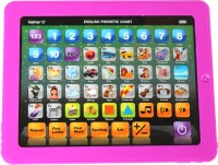 Scrazy Ultimate Learning Laptop For Kids (Pink)