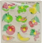 Little Genius Learning & Educational Toys Little Genius Fruit Tray Large