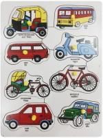 Indiangiftbazzar Learning & Educational Toys Indiangiftbazzar Transport Tray Single Pc Puzzle