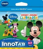 Vtech Learning & Educational Toys VTech Innotab Software Mickey Mouse Clubhouse