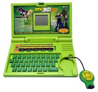 Smart Picks Ben 10 Series English Learning Computer (Green)