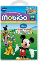 Vtech Learning & Educational Toys VTech Mobigo Software Mickey Mouse Clubhouse