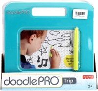 Fisher Price Doodle Pro Travel - Blue (Blue)