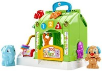 Fisher-Price Laugh & Learn Smart Stages Activity Zoo (Multicolor)