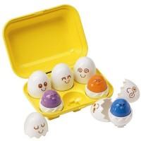 TOMY Hide N Squeak Egg (Multicolor)
