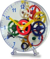 Annie Wonder Clock Learn Through Play Educational Kit, No Tools, No Batteries Required (Multicolor)