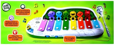 Leap Frog Learn & Groove Xylophone Zoo at Rs 1079 from Flipkart - Lowest Price Ever
