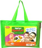 Mind Wealth Learning & Educational Toys Mind Wealth Krazy Fruits Flash Cards My baby's Brain Tool