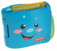 Fisher-Price Laugh & Learn Learning Wallet (Multicolor)