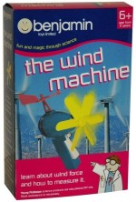 Benjamin Learning & Educational Toys Benjamin The Wind Machine