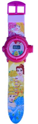 Surya Learning & Educational Toys Surya Princess Projector Watch