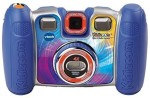 VTech Learning & Educational Toys VTech Kidizoom Spin and Smile Camera, Blue