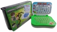 Toyoz Ben10 Mini English Learning Laptop (Multicolor)