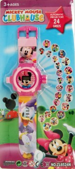 Surya Learning & Educational Toys Surya Mickey Mouse Projector Watch