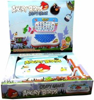 Taaza Garam Angry Birds Study Game Kids Laptop (Multicolor)