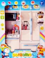 Ruppiee Shoppiee Doraemon Modern Kitchen Set (Multicolor)