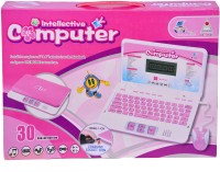 Just Toyz Intellective Learning Kids Computer (Pink)