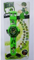 Nit N KIT Ben 10 Projector Watch (Green)