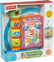 Fisher-Price Laugh and Learn Story Book Rhymes: Learning Toy