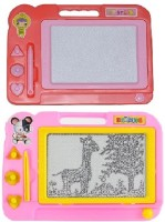 New Pinch Combo Of Kids Drawing Writing Board Magic Slate, (Multicolor)
