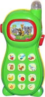 RK Toys Musical Phone (Green)