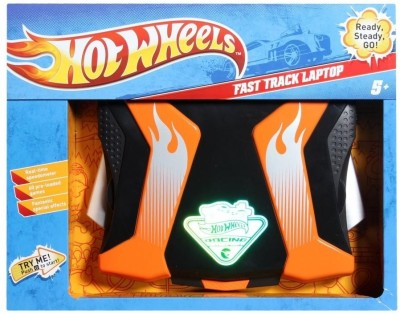 Buy Hot Wheels Fast Track laptop: Learning Toy