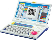 99DOTCOM Aashi English Learner Educational Laptop 20 Activity (Multicolor)