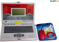 Stealodeal Kid's Learner Laptop With 80 Activities & Games (Multicolor)