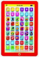 Gadget Bucket Mini English Computer Type Tablets For Kids (Multicolor)